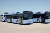 Die Buszüge sollen ab Ende Oktober auf den Linien 53, 60, 140, 141 und 170 zum Einsatz kommen.