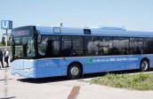 Nicht nur die 10 Buszüge sind etwas besonderes, sondern auch der elfte, zusätzliche Bus: es ist der 2.000 Solaris-Bus, der an ein deutsches Verkehrsunternehmen ausgeliefert wurde.