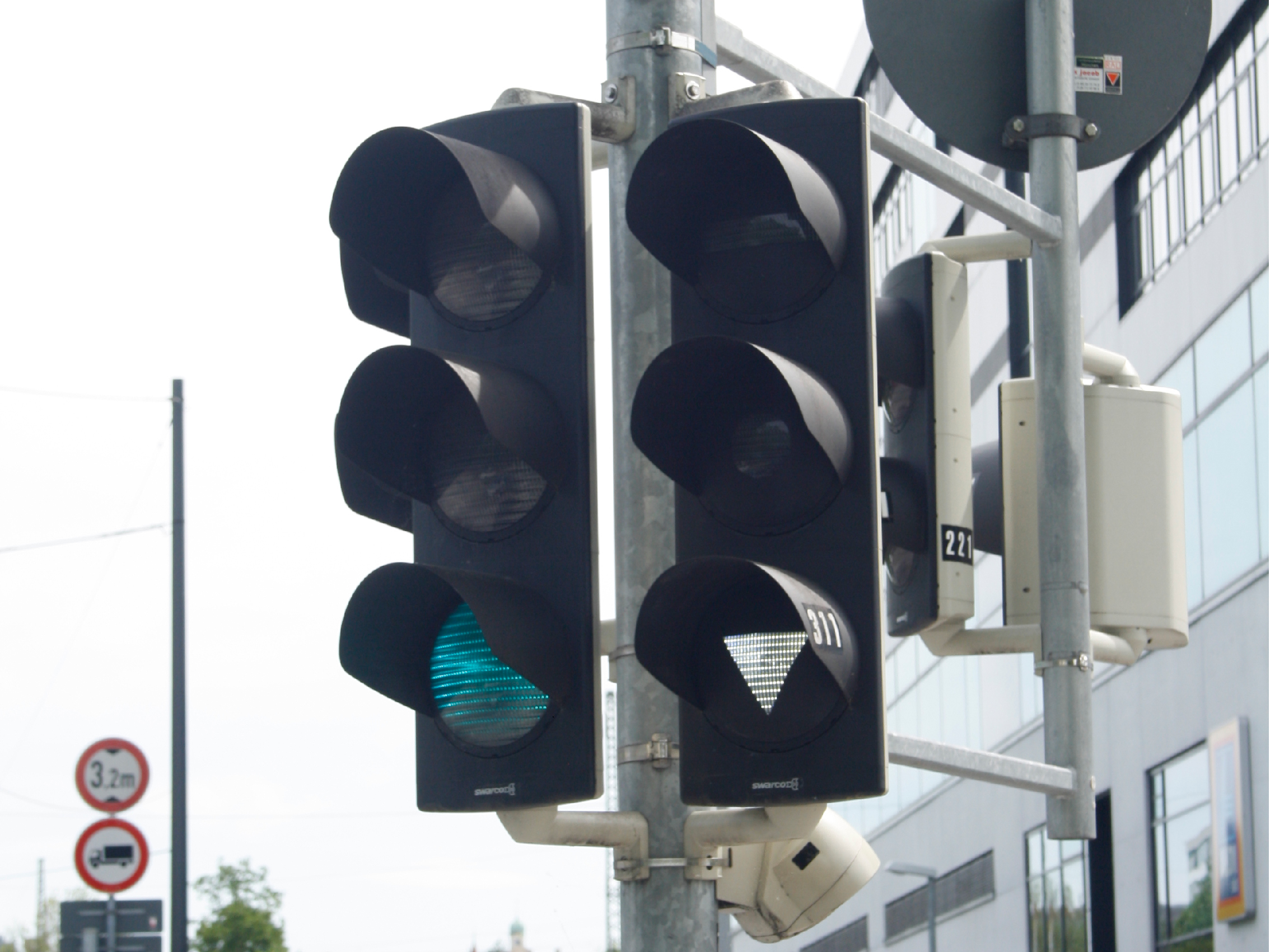 Bevorrangungsmaßnahmen im urbanen ÖPNV